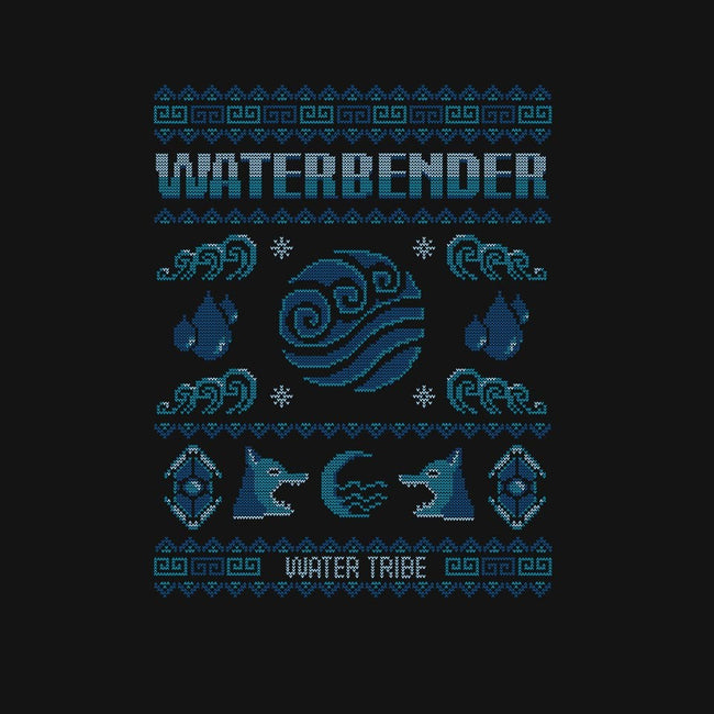Water Tribe Sweater-mens long sleeved tee-Typhoonic