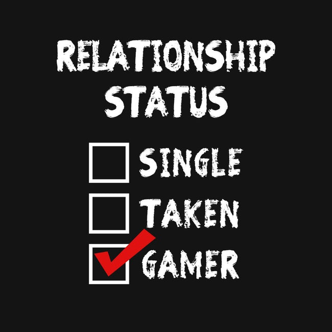 Relationship Status Gamer-unisex crew neck sweatshirt-YiannisTees