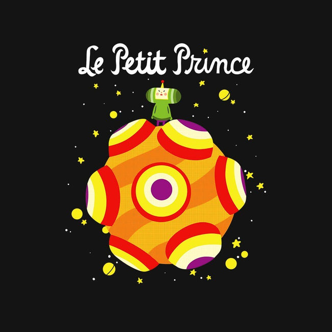 Le Petit Prince Cosmique-mens basic tee-KindaCreative