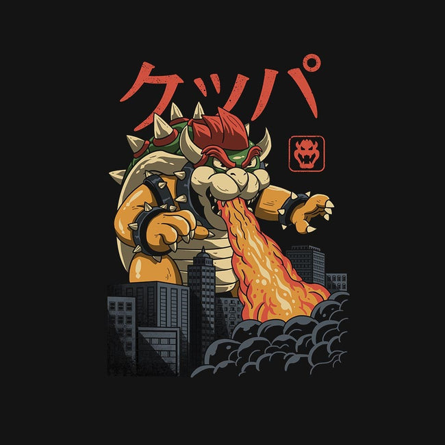 Koopa Kaiju-womens basic tee-vp021