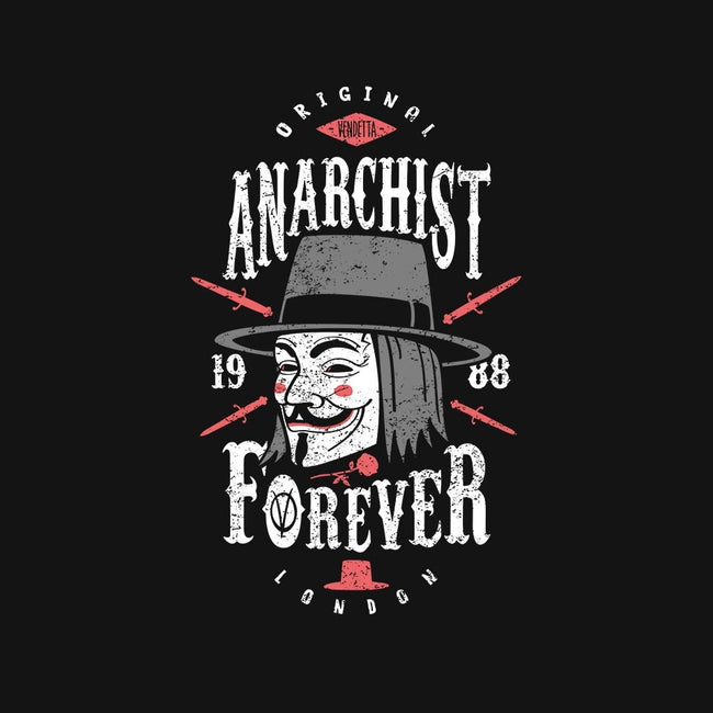 Anarchist Forever-womens basic tee-Olipop