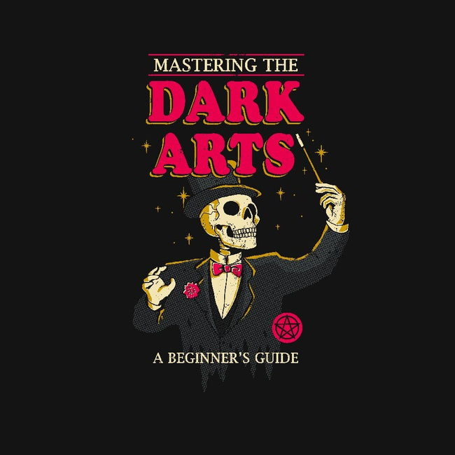 Mastering The Dark Arts-mens basic tee-DinoMike