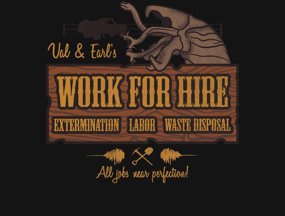 Val & Earl's Work for Hire