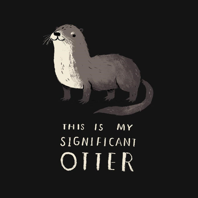 Significant Otter-womens basic tee-louisros