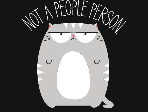 Not A People Person