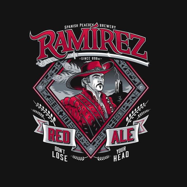 Ramirez Red Ale-womens basic tee-Nemons