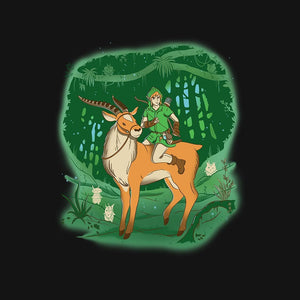 Legend of the Lost Woods