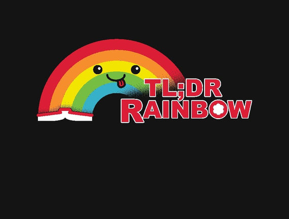 Didn't Read It Rainbow