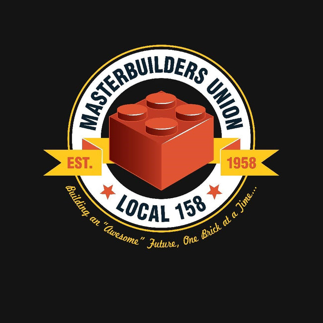 Masterbuilders Union-womens basic tee-nakedderby