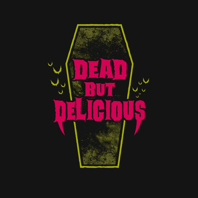 Dead but Delicious-mens basic tee-Nemons