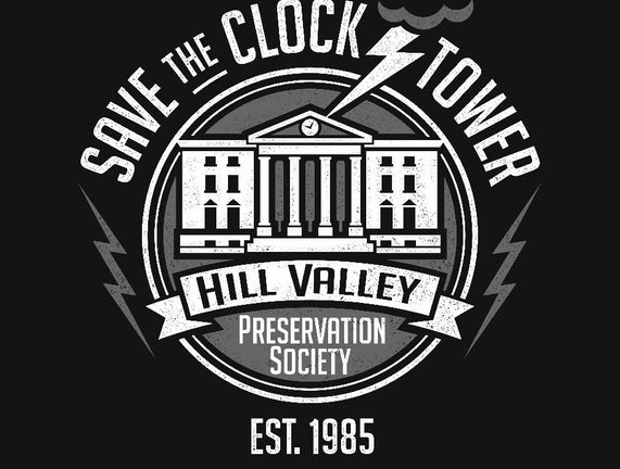 Hill Valley Preservation Society