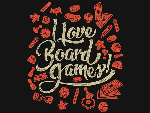 I Love Board Games