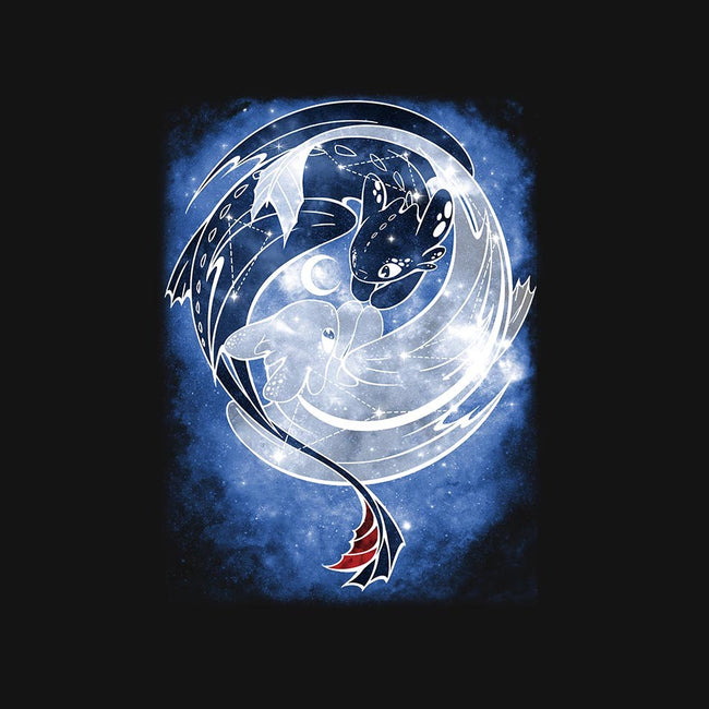 Last Starry Dragons-mens basic tee-ChocolateRaisinFury