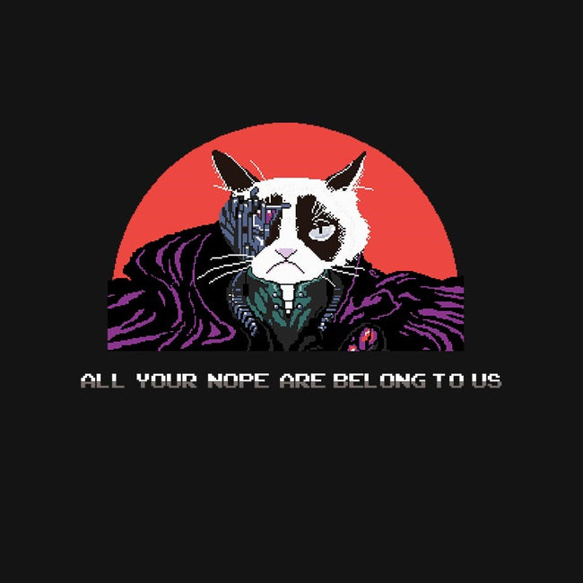 All Your Nope-youth basic tee-Bohdan Bykon