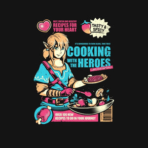 Cooking With the Heroes