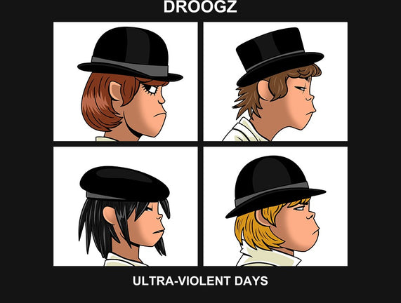 Ultra-Violent Days