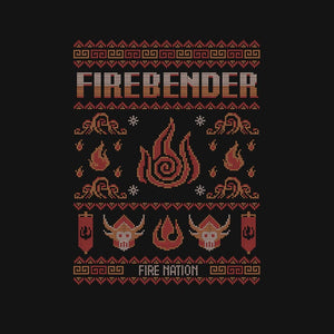 Fire Nation Sweater