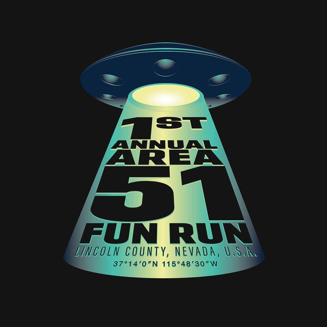 Area 51 Fun Run-mens long sleeved tee-mannypdesign