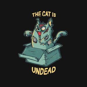 Cat is Undead