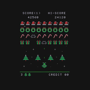 Christmas Invader