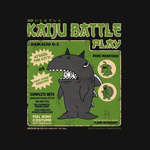 Kaiju Battle Player 3