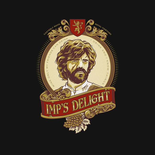 Imp's Delight-womens fitted tee-CoD Designs