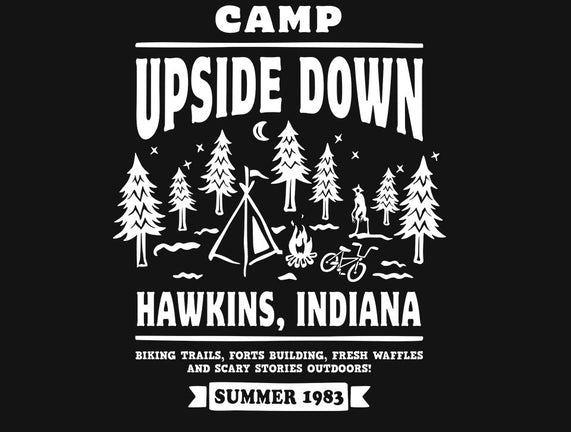 Camp Upside Down
