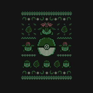Gotta Stitch 'Em All: Grass