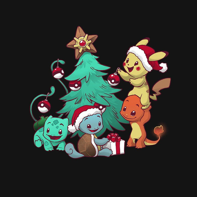Pokemas-mens basic tee-DoOomcat