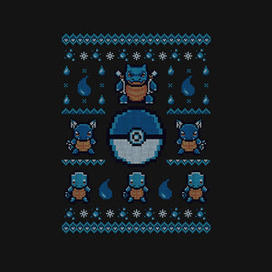Gotta Stitch 'Em All: Water