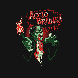 Accio Brains