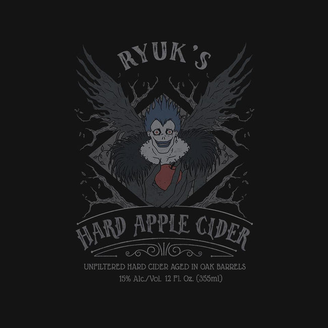 Ryuk's Hard Apple Cider-mens basic tee-LiRoVi