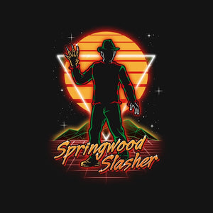 Retro Springwood Slasher