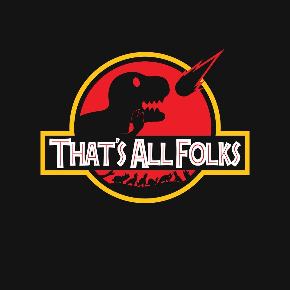 That's All Folks! – TeeFury