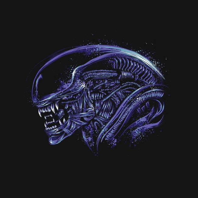 Space Nightmare-mens basic tee-DrMonekers