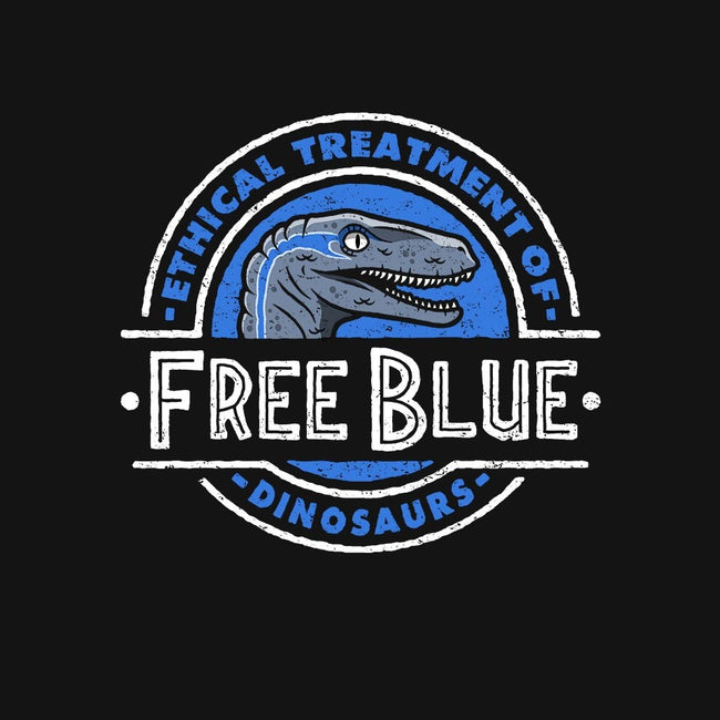 Free Blue-mens basic tee-adho1982