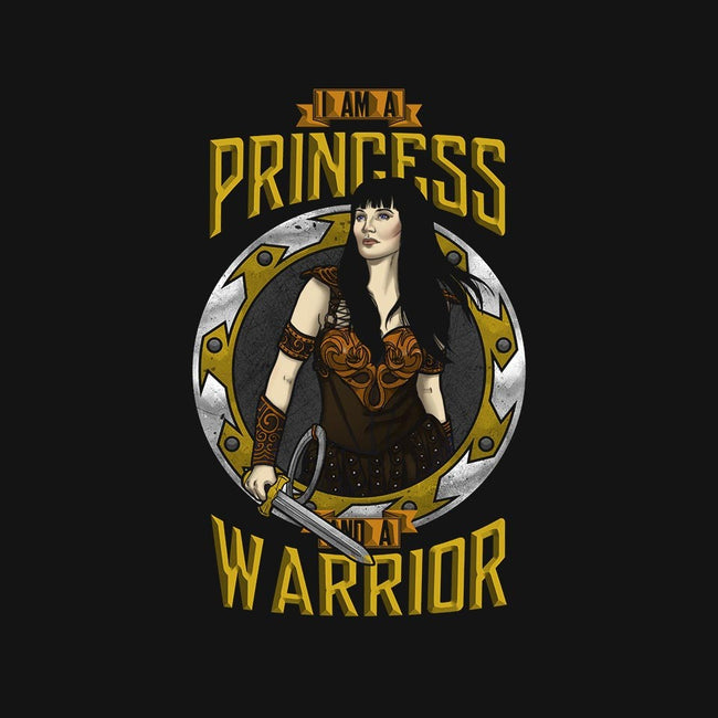 I'm A Princess And A Warrior-mens long sleeved tee-ursulalopez
