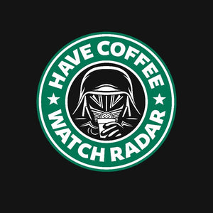 Have Coffee, Watch Radar
