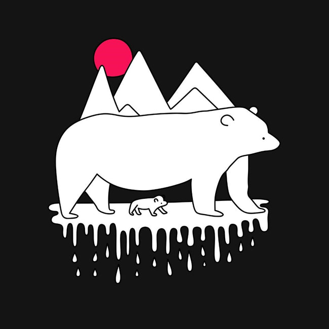 Polar Bears-unisex basic tank-rocketman_art