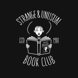 Strange & Unusual Book Club