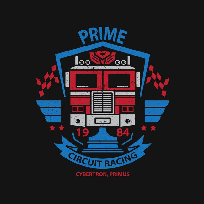 Prime Circuit Racing-youth basic tee-jrberger
