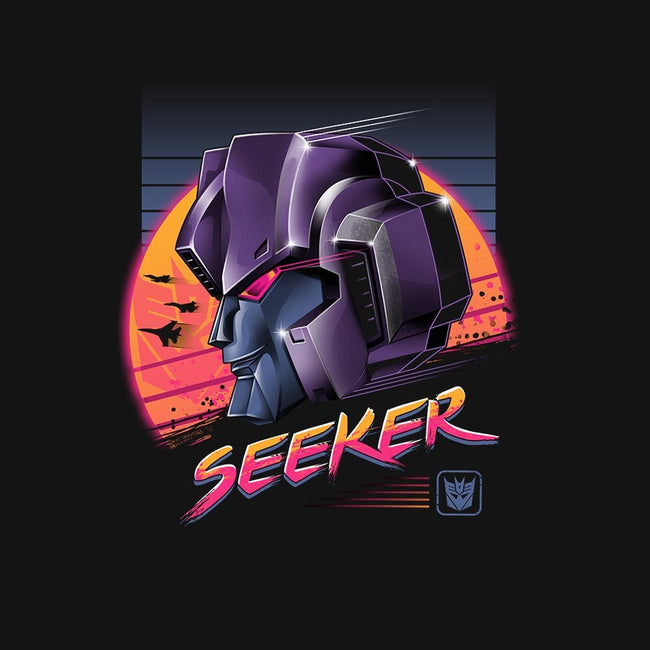 Rad Seeker-womens fitted tee-vp021