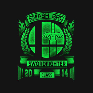 Smash Bros Swordfighter