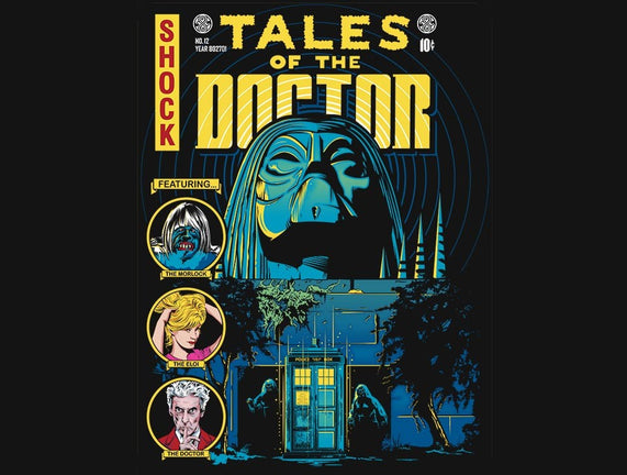 TALES OF THE DOCTOR