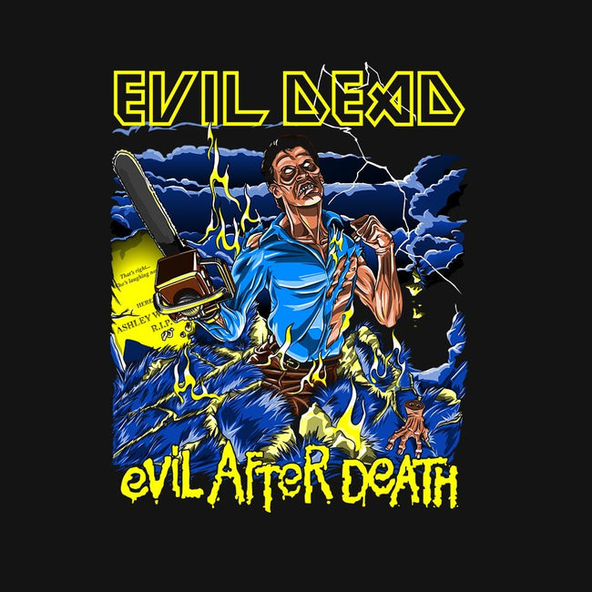 Evil After Death-mens basic tee-boltfromtheblue