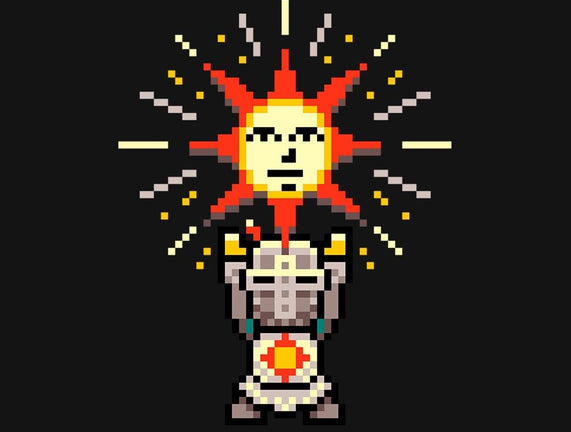 Praise the Pixel