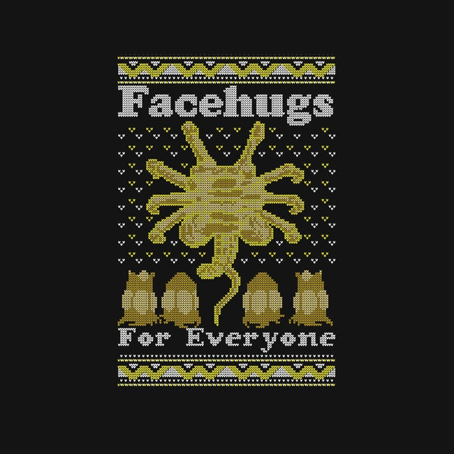Face Hugs For Everyone-mens long sleeved tee-maped