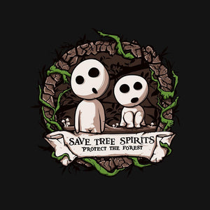 Save The Tree Spirits