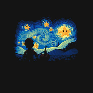 Super Starry Night