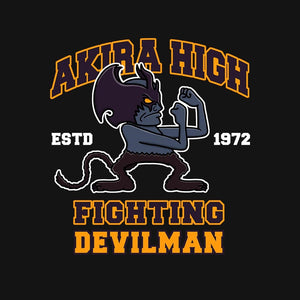 Fighting Devilman